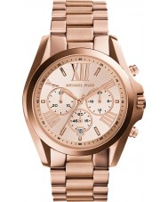Michael Kors MK5503 Mesdames bradshaw rose montre chronographe en or