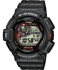 Casio G-9300-1ER Mens g-shock double capteur solaire montre alimenté