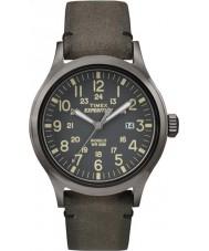 Timex TW4B01700 Mens expédition analogique élevé montre brun