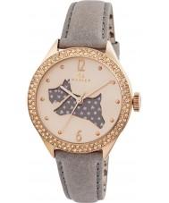 Radley RY2206 Mesdames marsupial bracelet en cuir regarder avec des pierres