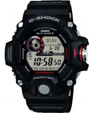 Casio GW-9400-1ER Mens g-shock premium radio triple capteur contrôlé montre solaire