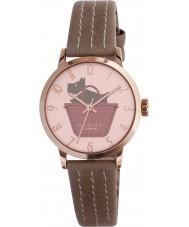 Radley RY2346 marsupial Mesdames frontière et vieux rose montre bracelet
