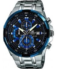 Casio EFR-539D-1A2VUEF Mens édifice bleu argent montre chronographe