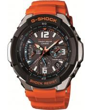 Casio GW-3000M-4AER Radio Mens g-shock contrôlée montre à énergie solaire d'orange