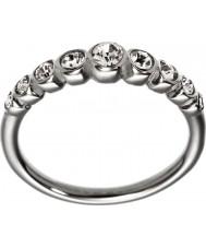 Edblad 2153441920-XS Mesdames Valence anneau de ligne en acier brillant - taille l (xs)