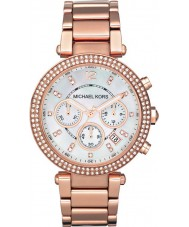 Michael Kors MK5491 Mesdames parker montre chronographe