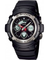 Casio AW-590-1AER Mens montre g-shock chronographe sport