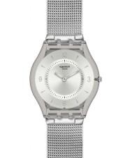 Swatch SFM118M Peau - métal tricot montre