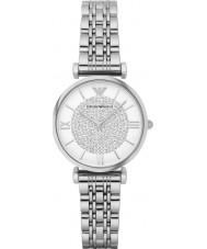 Emporio Armani AR1925 Mesdames acier argenté montre habillée
