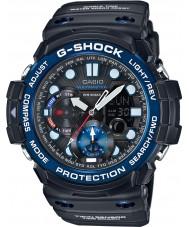 Casio GN-1000B-1AER Mens g-shock gulfmaster Graphique de la marée et la lune âge montre noir