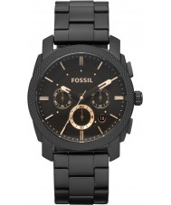 Fossil FS4682 Machine Mens montre chronographe noir