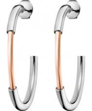 Calvin Klein KJ5FPE200100 Les dames décrivent des boucles d'oreilles