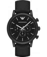 Emporio Armani AR1970 Mens classique montre chronographe noir