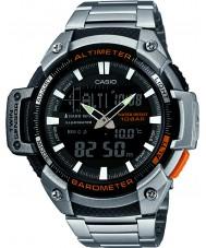 Casio SGW-450HD-1BER Mens altimètre noyau d'argent et le baromètre montre combi