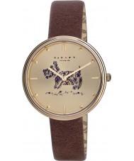 Radley RY2312 Mesdames jardins romarin cuir beige montre bracelet