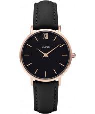 Cluse CL30022 montre dames de minuit