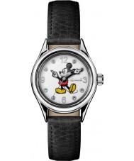 Disney by Ingersoll ID00902 union Mesdames cuir noir montre bracelet