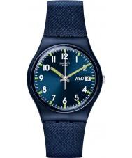 Swatch GN718 gent originale - monsieur montre bleu