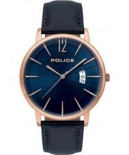 Police 15307JSR-03 Montre de la vertu des hommes