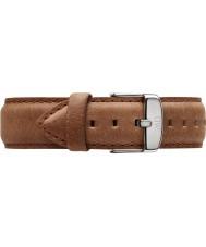 Daniel Wellington DW00200128 Classique 18mm durham argent bracelet de rechange