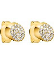 Calvin Klein KJ8YJE140100 Boucles d'oreilles brillantes pour dames