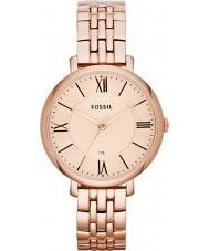 Fossil ES3435 Mesdames jacqueline rose ton or montre bracelet en acier
