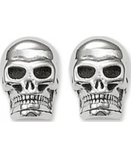 Thomas Sabo H1731-001-12 Boucles d'oreilles argent crâne de goujon