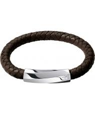 Calvin Klein Bracelet déconcertant pour homme