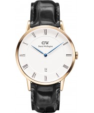 Daniel Wellington DW00100107 Dapper lecture 38mm montre en or rose