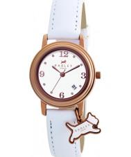 Radley RY2006 charme Mesdames cuir blanc montre bracelet