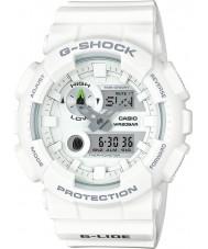 Casio GAX-100A-7AER Mens g-shock temps du monde blanc montre combi