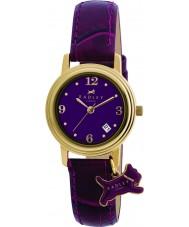 Radley RY2008 charme Mesdames cuir violet montre bracelet