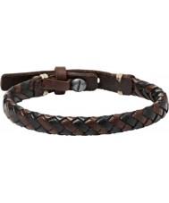 Fossil JA5932716 Mens bracelet casual cru