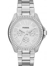 Fossil AM4481 Mesdames argent cecile montre chronographe en acier