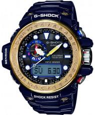 Casio GWN-1000F-2AER Mens g-shock gulfmaster bleu triple capteur solaire montre alimenté
