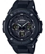 Casio GST-W100G-1BER Radio Mens g-shock contrôlé solaire montre noire