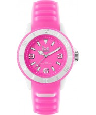 Ice-Watch GL.PK.U.S.14 Unisexe glace lueur montre rose
