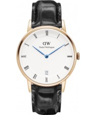 Daniel Wellington DW00100118 Dapper lecture 34mm montre en or rose