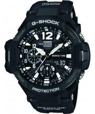 Casio GA-1100-1AER Mens g-shock résine noire montre bracelet