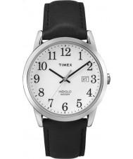 Timex TW2P75600 Mens lecteur facile cuir noir montre bracelet