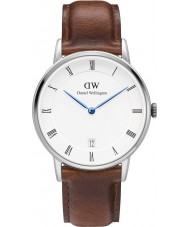 Daniel Wellington DW00100095 34mm Dapper montre st mawes d'argent