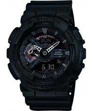 Casio GA-110MB-1AER Mens g-choc mat résine noire montre bracelet