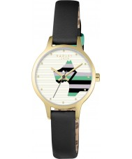 Radley RY2406 cuir noir de montre bracelet pour dames