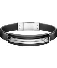 Calvin Klein KJ8AMB290100 Mens puissant bracelet