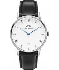 Daniel Wellington DW00100096 34mm Dapper montre sheffield d'argent