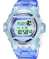 Casio BG-169R-6ER Ladies baby-g Télémémo 25 montre numérique bleu