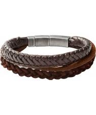 Fossil JF85296040 Bracelet Hommes