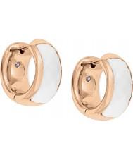 Fossil JF01120791 Ladies classiques rose boucles d'oreilles en acier or