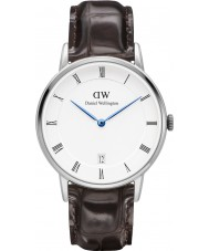 Daniel Wellington DW00100097 34mm Dapper montre york argent