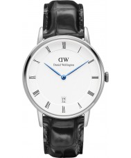 Daniel Wellington DW00100117 34mm Dapper lecture montre en argent